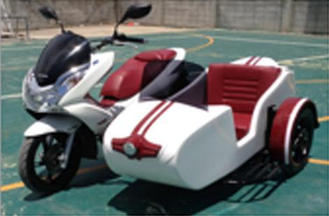 Honda PCX Sidecar – Ozimoto – Trikes and Sidecars